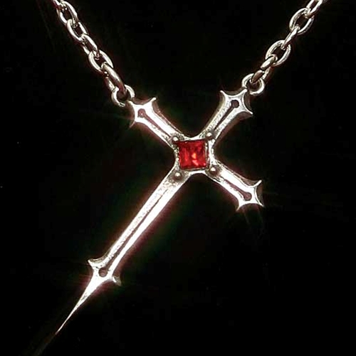 Necklace With A Cross
