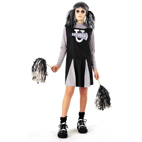 Dead Cheerleader Costume